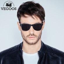 VEGOOS Polaroized Sunglasses Women & Men Real para Os Amantes De Sol Masculino Motorcyc Eyewear oculos de sol feminino #6106