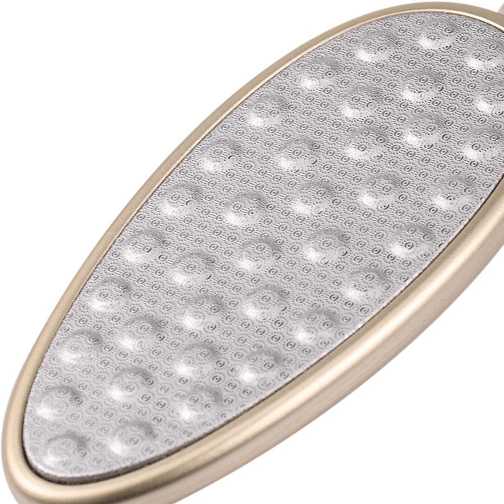 1Pcs Metal Foot File File Can Be Biotic Pedicure Callus Makeup Remover F918
