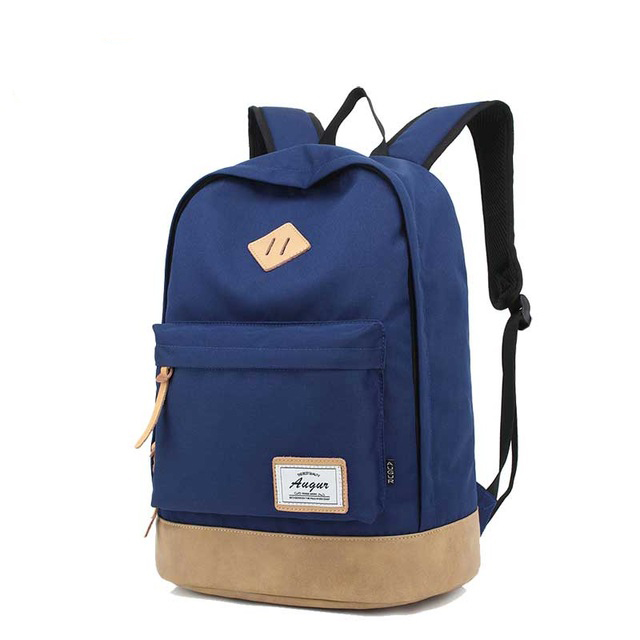 15 Inch Japanese School Bag Laptop Backpack Canvas Backpack College School Backpacks Female