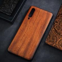 Customized Carved For Xiaomi Mi 9 SE Case Slim Wood Back Cover TPU Bumper Case On Xiaomi Mi 9 Se Xiaomi Mi9 Phone Cases