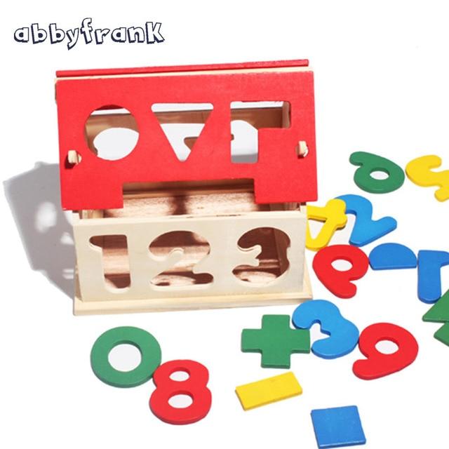 Abbyfrank Enfance Jouet Éducatif Modèle De Construction Enfants