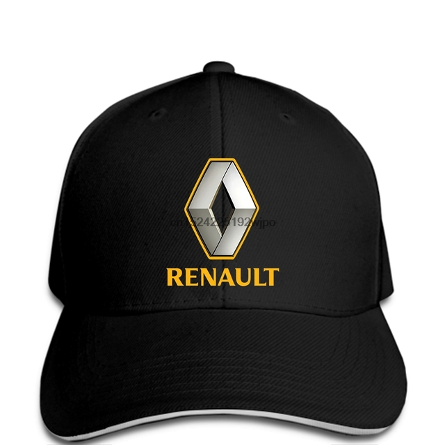 33e94e67c0edac Men Baseball cap Renault Logo Printed Graphic Black cap novelty cap women