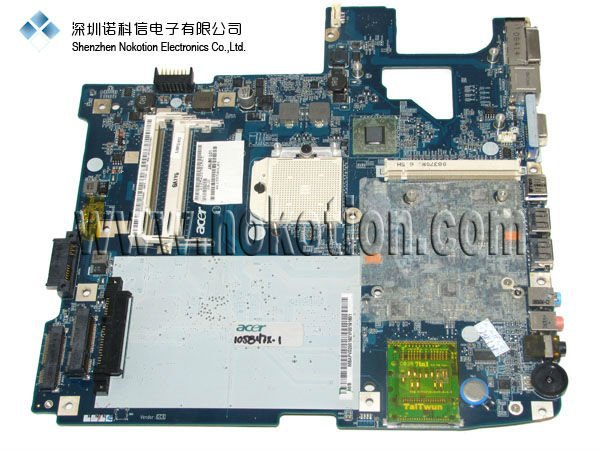 MBAPV02001 JALB0 L01 LA-4171P for Acer Aspire 5530 5530G laptop motherboard ddr2 socket s1 MB.APV02.001 Mainboard