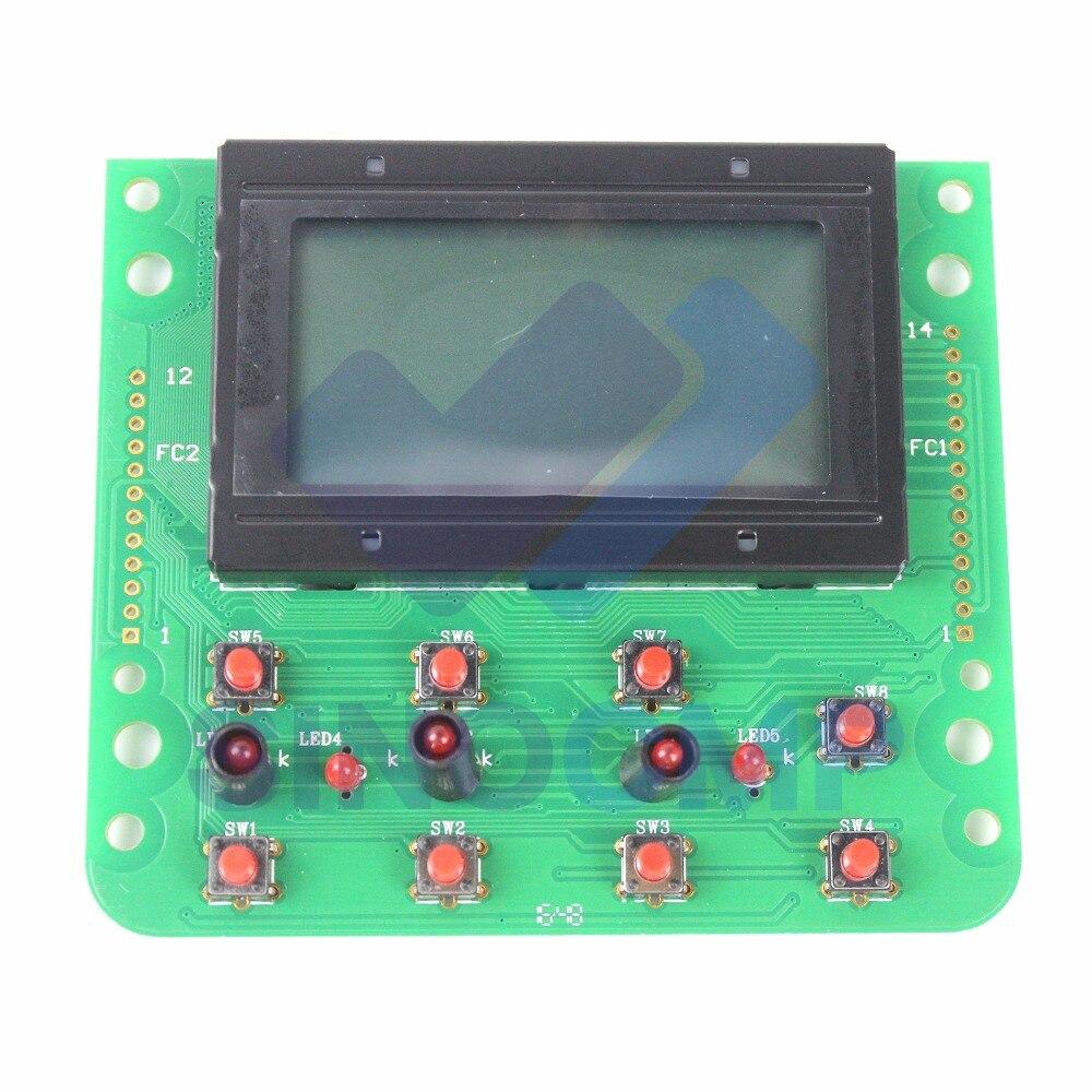 SK-6E SK200-6E LCD Monitor Screen For Kobelco Excavator YY59S00003F2 Monitor