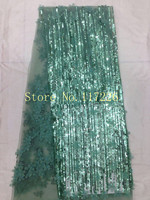 Free shipping! Embroidery designs JRB-61913 high quality african sequins lace french lace/ latest nigerian laces