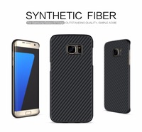 S7 Edge Case Cover Nillkin Synthetic Fiber Back Cover Case For Samsung S7 Edge Case Military