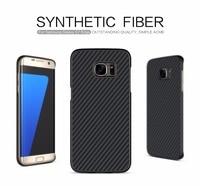 S7 Edge Case Cover Nillkin Synthetic Fiber Back Cover Case For Samsung S7 Edge Case Military