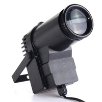 30W RGBW LED Stage Lighting Pinspot Beam Spotlight Professional DJ DISCO Party KTV Backlight Stage Light 360-degree lighting