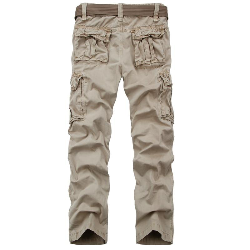 падіння вантажні штани чоловічі - Чоловічий одяг - фото 3