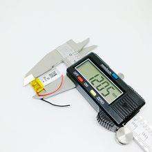 3.7 v baterie litowo-polimerowe baterie litowo-polimerowe akumulator lipo akumulator litowo-jonowy do zestaw słuchawkowy bluetooth 501225
