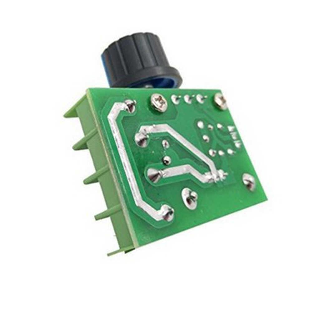 220 V Напряжение обычный SCR ганангсреглер Dimmen диммер термостат для электрической печи, нагрева воды, лампы, небольшой мотор