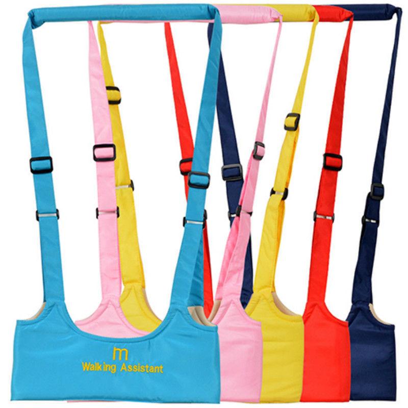 Baby Walking Belt Adjustable Strap Leashes Infant Learning Walking Assistant Toddler Safety Harness Exercise Safe Keeper
