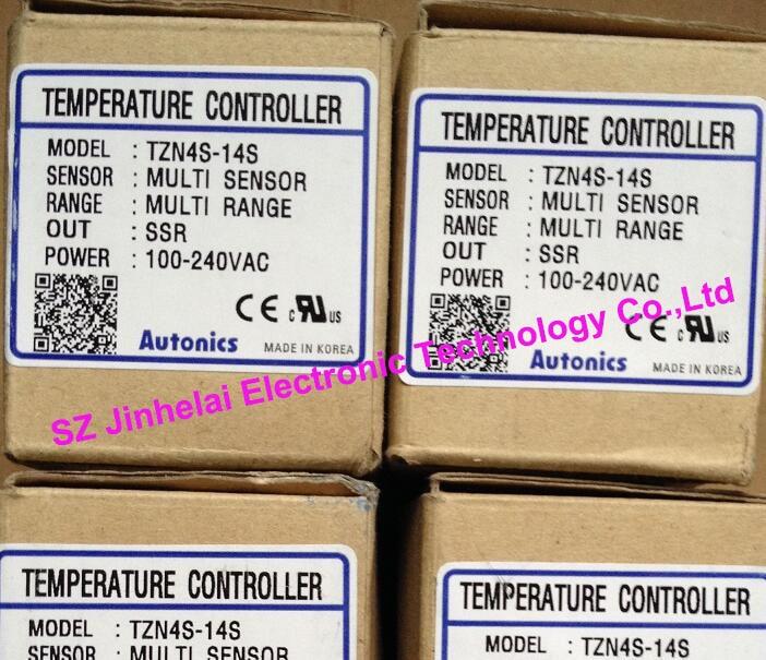 TZN4S-14S   New and original   AUTONICS 100-240VAC Temperature controller t4yi n4nkcc new and original autonics 100 240vac temperature controller