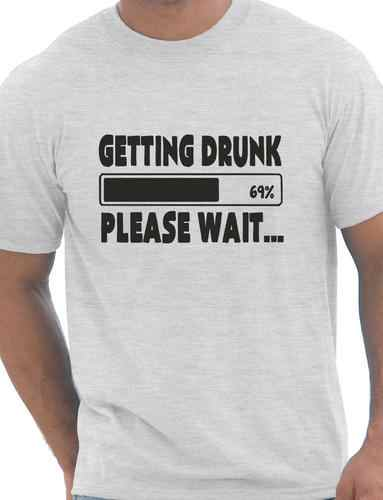 Getting Drunk Beer Stag Party Gift Funny Mens T Shirt More Size and  Colors-A063