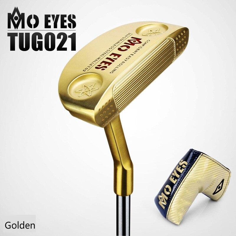 Système de ciblage concis de putter de club de golf professionnel de PGM 304 bâti mou de fer - 4