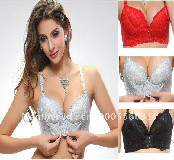 08d28ce1beaba Free P P!!Sexy A B Cup Magic Enhancer Push Up Bra Gel Padded Massage Side  Support Plunge! Super Boost 4 Colour. Creat Cleavage! Price
