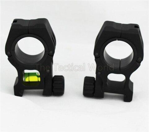 acessorios de caca tatico 254mm 30mm uso