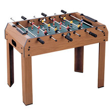 ALHGWJ08 Wooden table football bar entertainment game table children home parent-child interaction game kid gifts