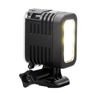 Image 4 - JINSERTA 30 M lampe de tache de lumière de remplissage de Flash de LED étanche pour SJCAM Xiaomi Yi GoPro HERO5 HERO4 Session SJ4000 accessoires de caméra