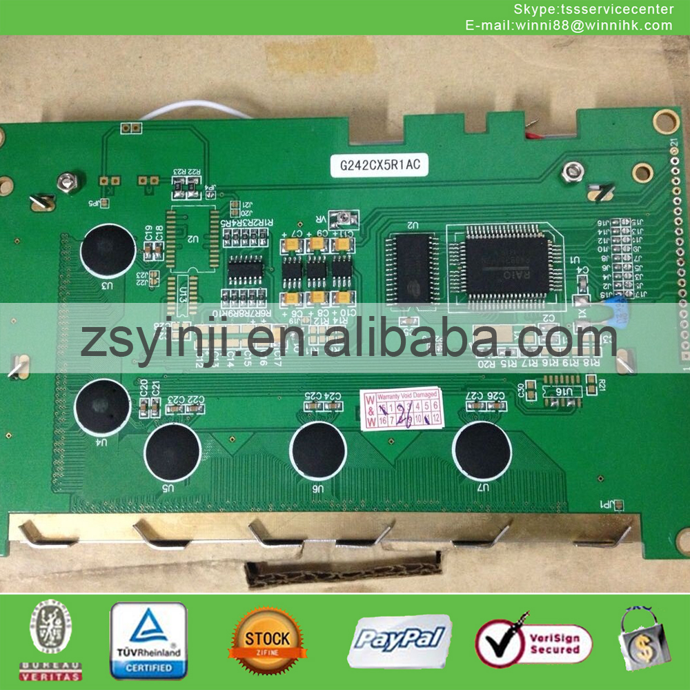 Lcd ekran paneli G242CX5R1ACLcd ekran paneli G242CX5R1AC