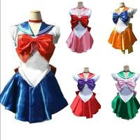 School uniform for girls from Anime Sailor Moon