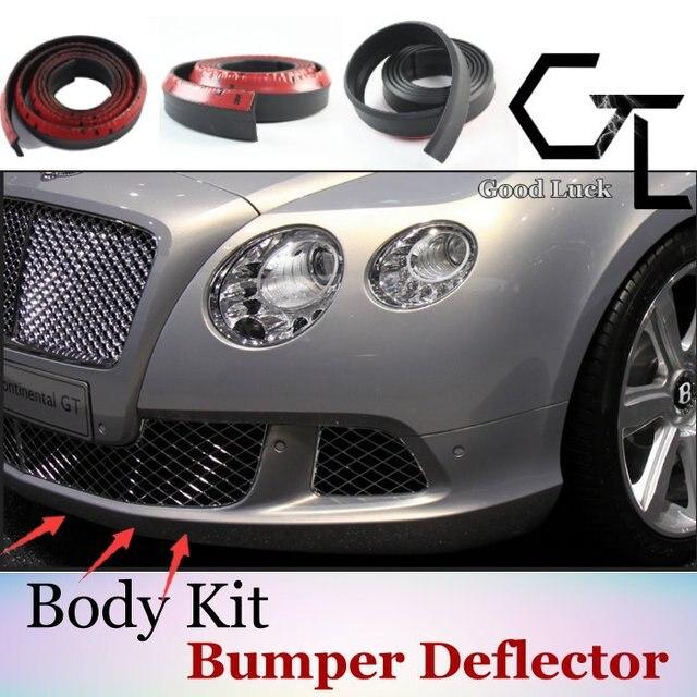 Aliexpress Com Buy Car Body Modification Parts Auto Front Lip