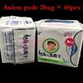 2Packs=40piece Sanitary pads anion sanitary napkin feminine pads feminine hygiene tampon Anion Sanitary Napkin