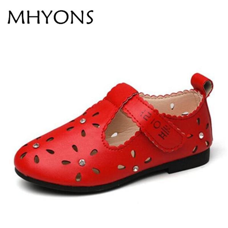 Children Shoes Girls Shoes Brand Summer Autumn Fashion ...