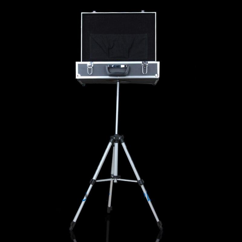 黒魔術トランクブティックテーブルステージマジックのトリックはキャリングケース (45*34*13 センチメートル)  マジック小道具魔法アクセサリーギミック  グループ上の おもちゃ & ホビー からの 手品 の中 1