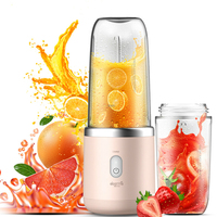 USB Portable Electric Juicer Mini home wireless juice machine pregnant Baby Auxiliary cup