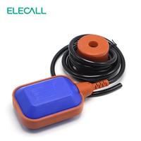 Alta Qualidade EM15-2A 2 m Controlador de Interruptor de Bóia Cabo Interruptor de Bóia Líquido Fluid Nível de Água Controlador Sensor Contator