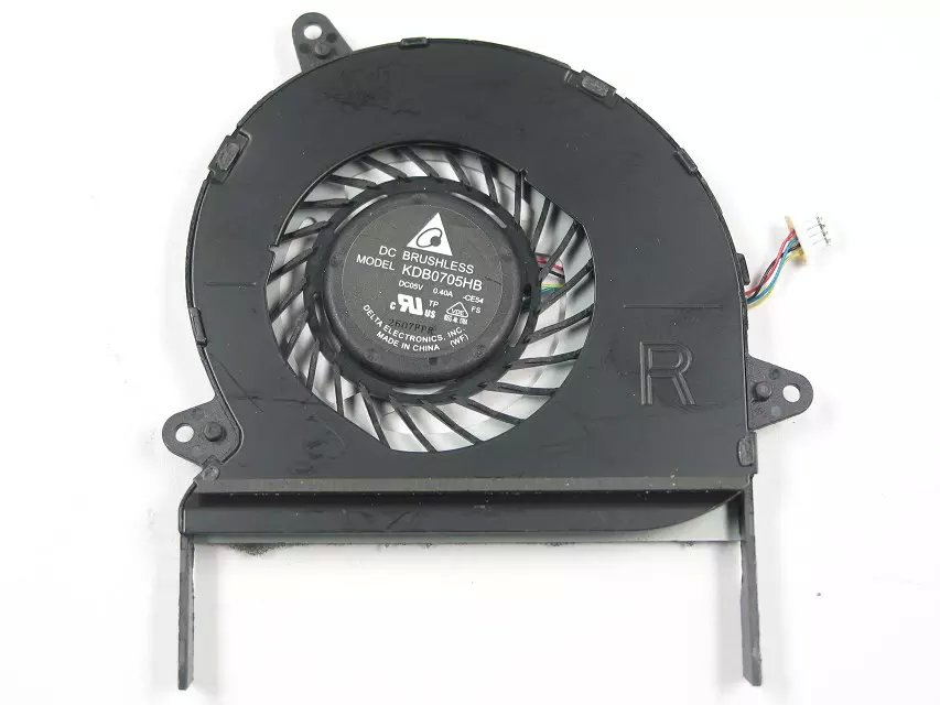 DELTA KDB0705HB, -CE54 DC 5V 0.40A 4-wire 4-Pin connector 40mm Server Laptop Cooling fan delta 12038 12v cooling fan afb1212ehe afb1212he afb1212hhe afb1212le afb1212she afb1212vhe afb1212me
