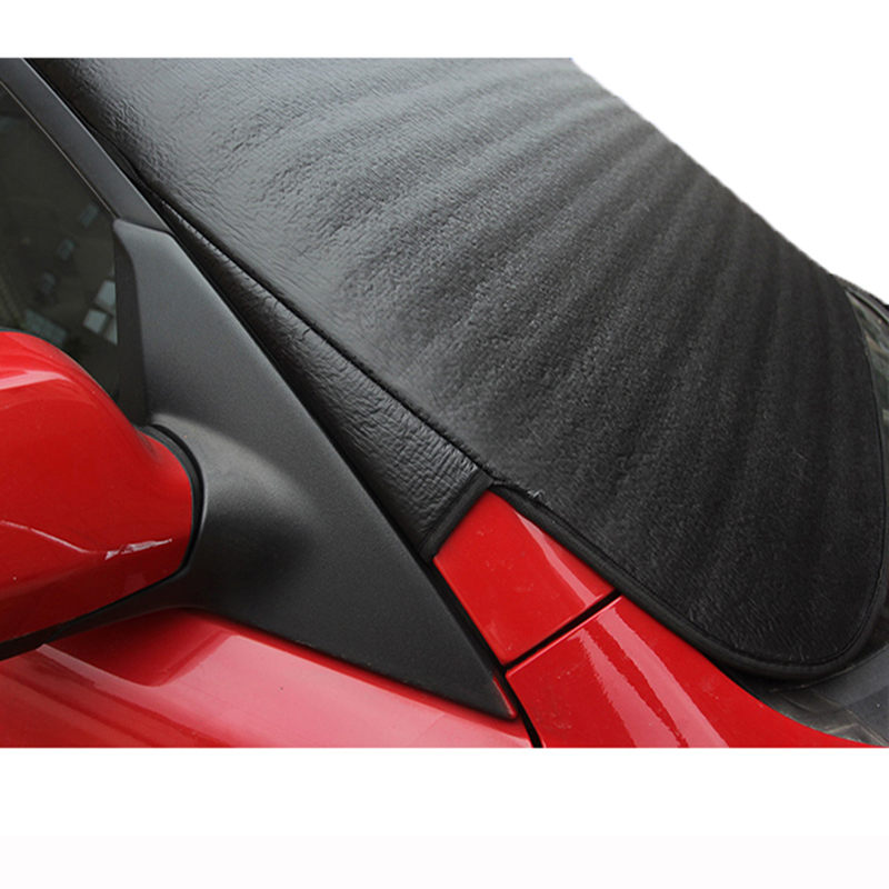 Car Styling UV Protection Car Windscreen Visor Sun Block Blinds Anti Snow Auto Front Window Windshield Sun Shade Car Covers image