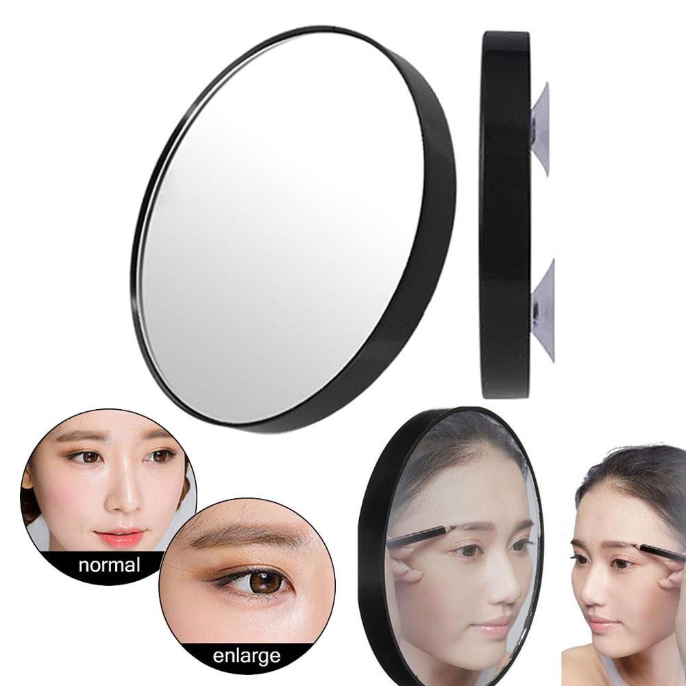 Spiegel Haut Pflege Werkzeuge 15x Vergrößerungs Make-up Spiegel 3,5 saugnapf Für Schönheit Make-up-tool Gesicht Bad Mit Den Modernsten GeräTen Und Techniken