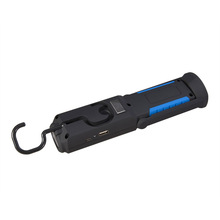 USB Charging 36+5 LED Flashlight Work light | Magnetic Lamp with HOOK