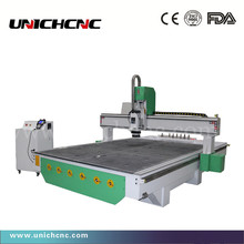 Efficient 2000 3000mm lathe cnc router wood with auto tool changer