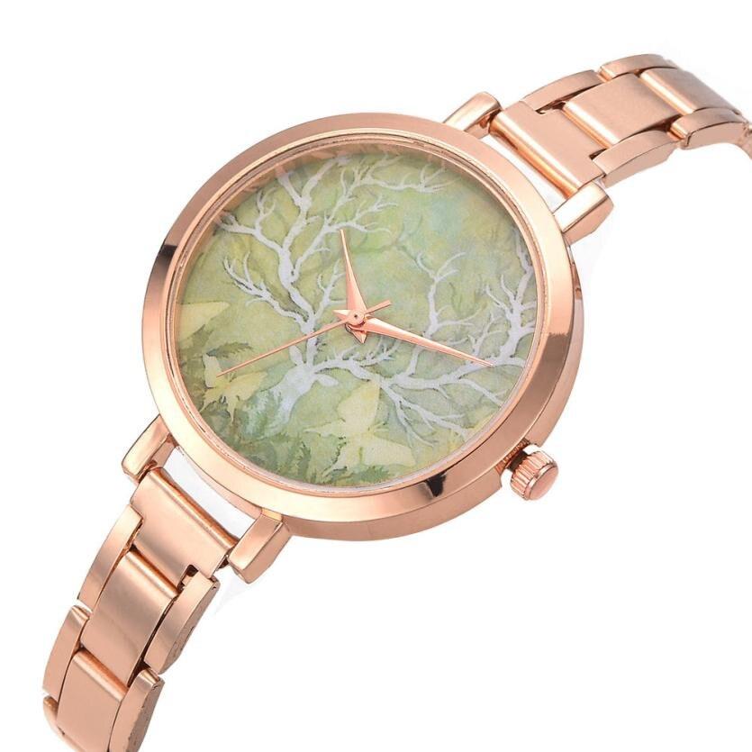 Women Watches 2018 Luxury Brand Women Watches Rose Gold 2018 Brand Luxury High Quality 2018 Dress Relogio Feminino Bayan Saati 3
