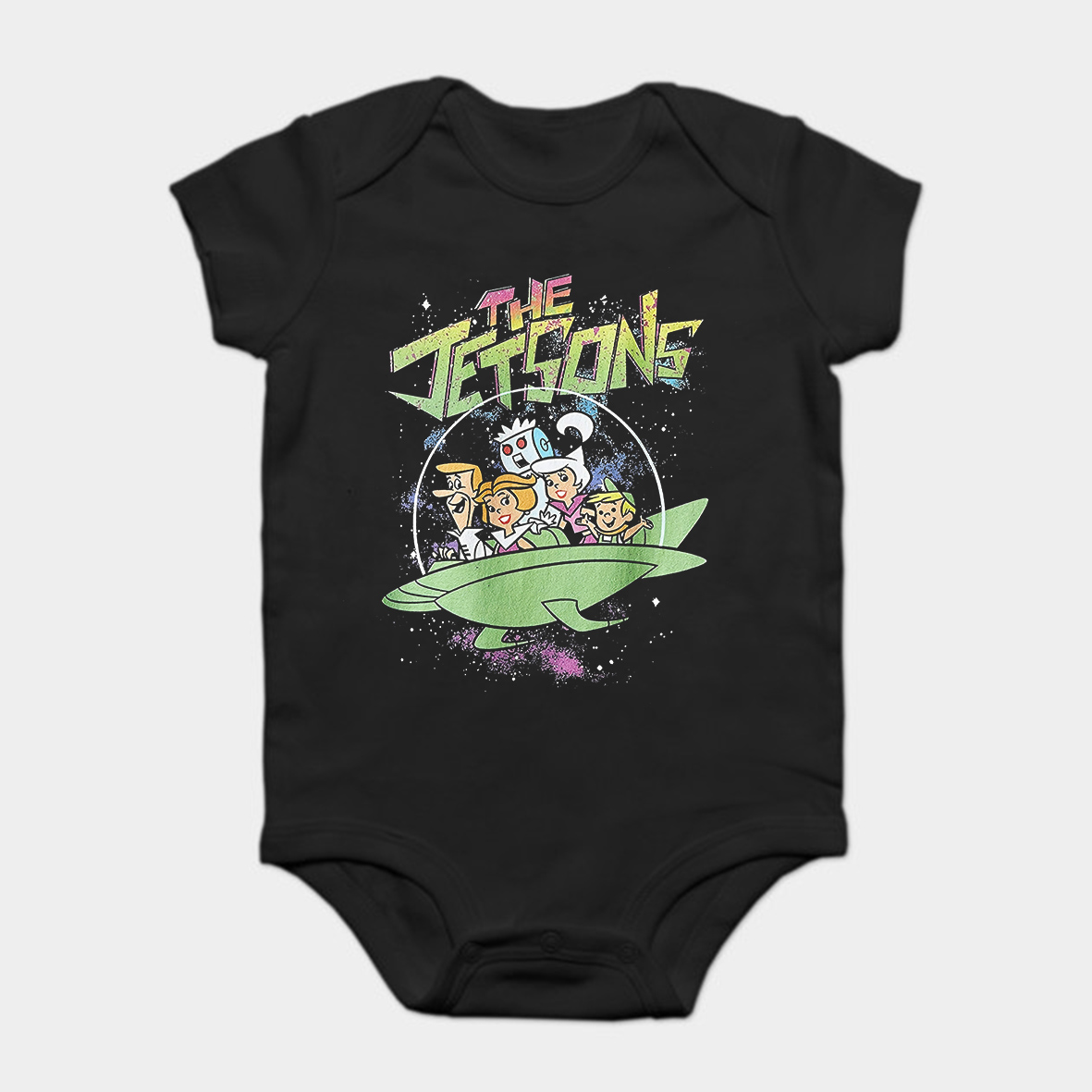 Romantic Baby Onesie Baby Bodysuits Kid T Shirt Cool Hanna Barbera The Jetsons Good Taste