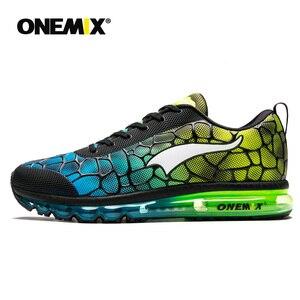 Image 3 - ONEMIXร้อนรองเท้าผ้าใบสำหรับสตรีกีฬารองเท้าAir Cushion Breathable Casualรองเท้ากลางแจ้งเดินTenisรองเท้าZapatillas