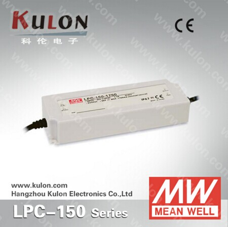 Mean Well Power Supply LPC-150-2100 Switching Power Supply  LED Driver Constant Current Single Output  151.2W 2100mA 288w led driver dc54v 6 3a high power led driver for flood light street light ip65 constant current drive power supply