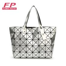 Blume poesie Frauen Bag Folding Handtasche mode handtaschen Bao Bao Tasche Mode Lässig Fashion Frauen Tote Japan Qualität