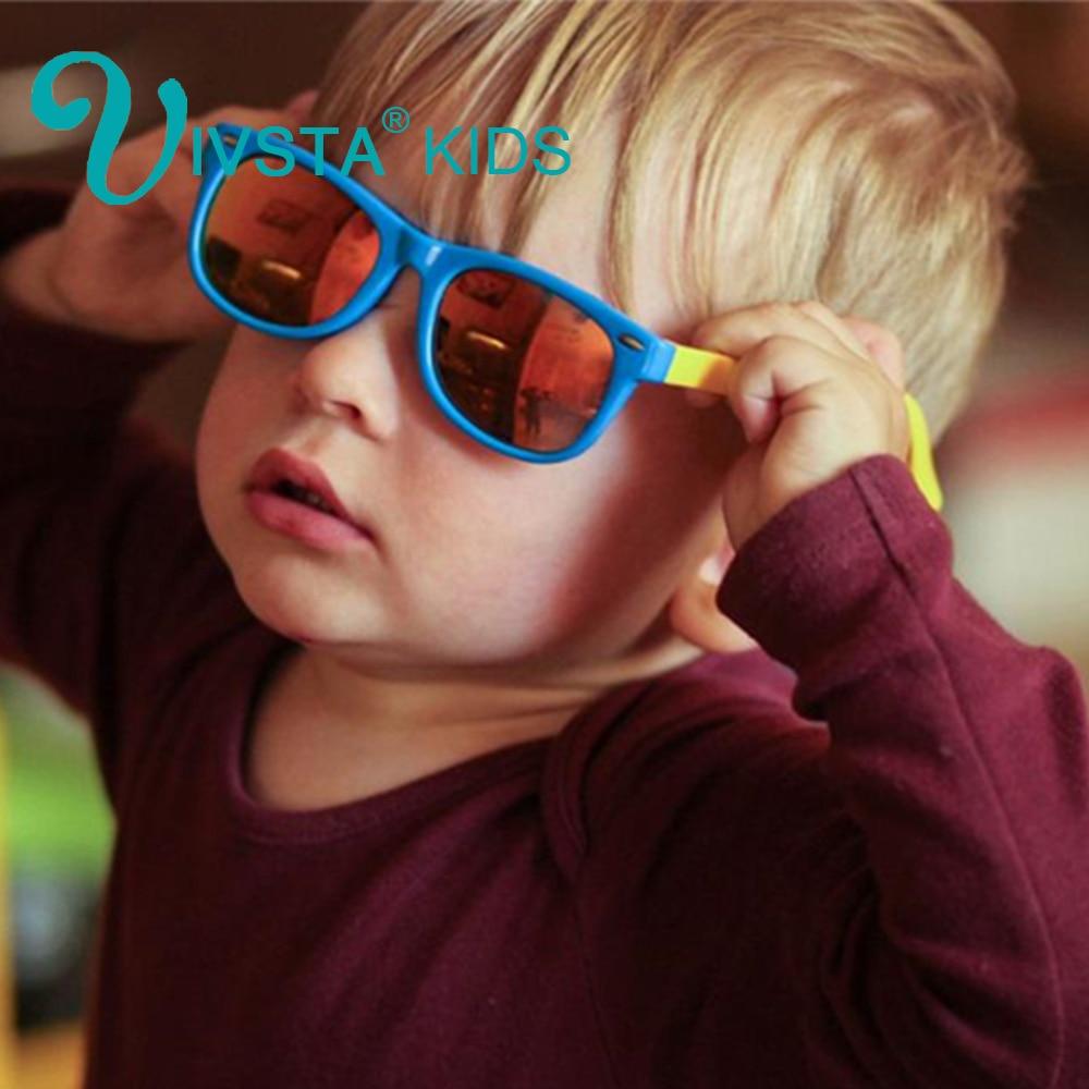IVSTA Polarisierte Kinder Sonnenbrille Jungen Brille Kinder - Bekleidungszubehör - Foto 3