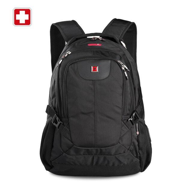 """Swisswin wenger многофункциональный рюкзак 15.6 """"ноутбук сумка Swissgear мешок школы дорожная сумка походы мешок 1052"""