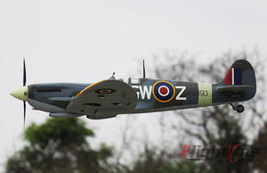Image 4 - Flight Line RC Plane wingspan 1600mm Spitfire 1.6 m World War II aircraft RC model  airplane model PNP or PNP without ESC