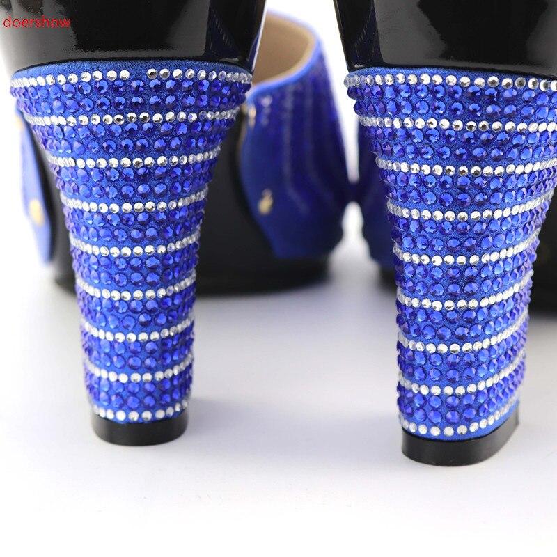 Chaussures Italiennes Op1 Livraison Sac Talons Noir Mariage De Vente Chaude Femme Africaine La Avec Et Doershow Gratuite Haute Pour Fête Bourse Ensemble 14 q8cUSnBzP