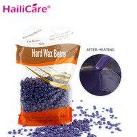Hair Removal Hard Wax Beans Women Bikini Armpit Hair Removal Heat Wax For Facial Body Leg