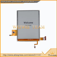 Original 6 inch ED060XH2(LF) 00 ED060XH2 E ink Pearl HD LCD Screen Display Touch Panel for ebook eReader