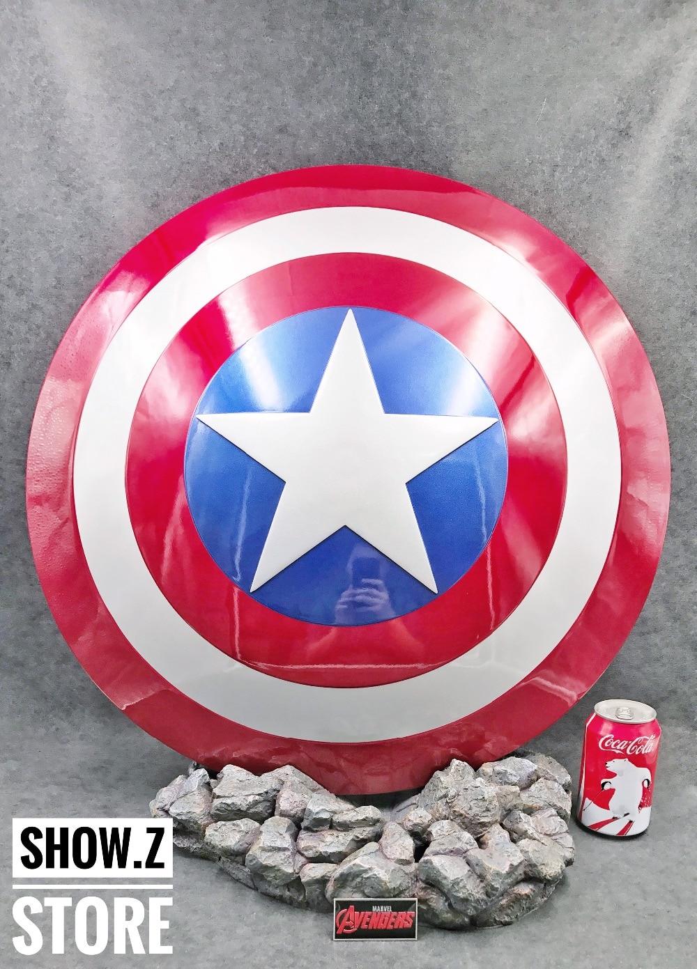 ABS] V220.20 CATTOYS 220220 Captain America Schild Film Farbe Version ...