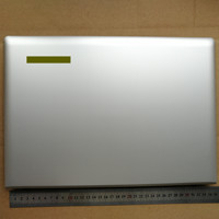 New laptop top case base lcd back cover for lenovo IdeaPad 300 14 AP0YJ000710 (no tianyi 300 14) sliver