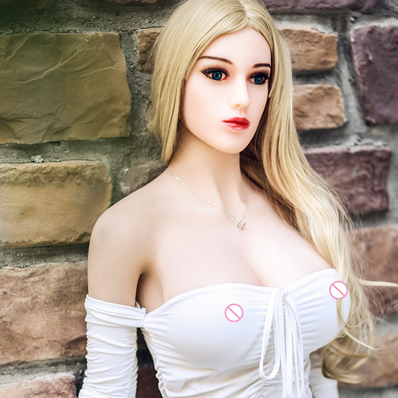 Cosdoll 165cm Real Big Boobs Huge Butt Blonde Female Full Silicone Sex Doll for Men Love Doll 3D Pussy Vagina Anal Oral Sex pinklover 156cm customized huge big boobs european adult erotica full reality vagina sex love toy sex doll for men